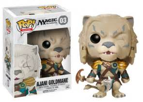 Funko pop magic the gathering figures the bag of loot