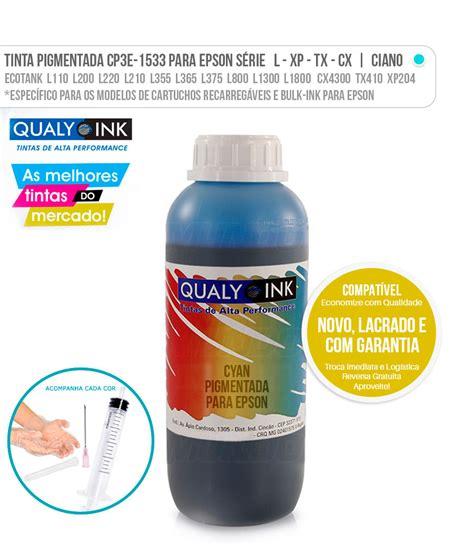 Tinta Epson L110 L210 L350 L800 L1300 L1800 L365 L310 1 Liter Magenta 1 tinta pigmentada ciano para epson refil de 1kg mundoware