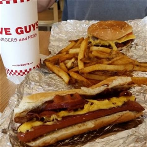 Handmade Burger Co Calories - bacon cheeseburger 5 guys sapinter6x