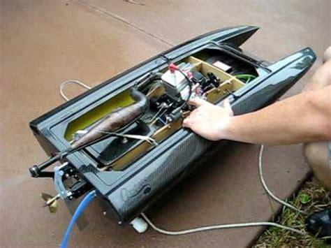 boat car slang quickdraw reed motor 1 st run