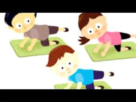 imagenes para relajar niños ejercicios de relajacion para ni 241 os youtube