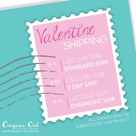 Origami Owl Shipping - origami owl 174 s shipping deadline origami owl