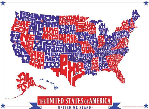 united states type map i lost my