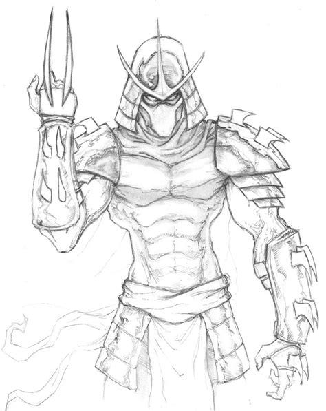 ninja turtles shredder coloring pages best 25 shredder tmnt ideas on pinterest teenage ninja
