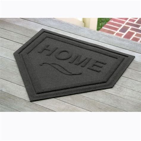 home plate door mat it it s all about softball at