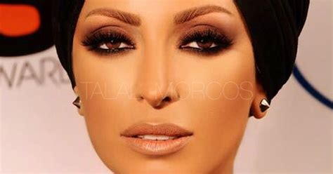 Lipstick Kuwait makeup tips and lessons talal morcos style arabia