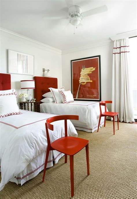 red double headboard top 25 ideas about red and white curtains on pinterest