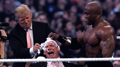 the legacy of america s wrestlemania president