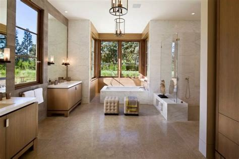 large bathrooms large bathroom design interior design ideas