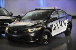 Ford Cop Cars Ford Interceptor Pace Cars Photo Gallery Autoblog