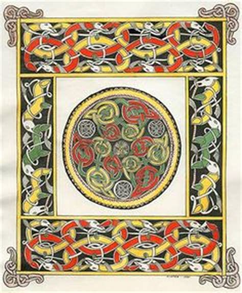 pattern and purpose in insular art insular art on pinterest book of kells british museum