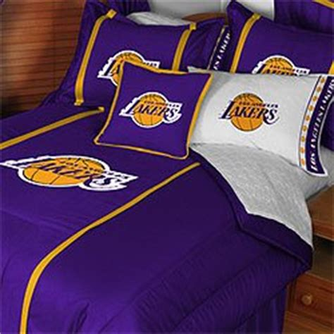 lakers comforter com nba los angeles lakers bedding set comforter