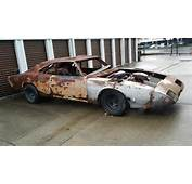 James Hylton's 1969 Dodge Daytona Stock Car On EBay