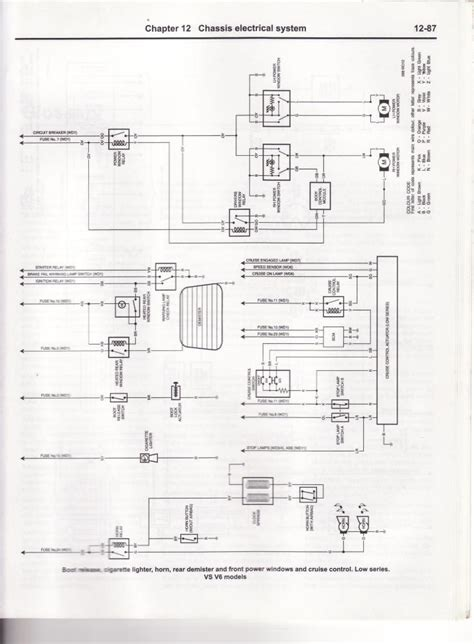 vr power window wiring diagram wiring diagram with