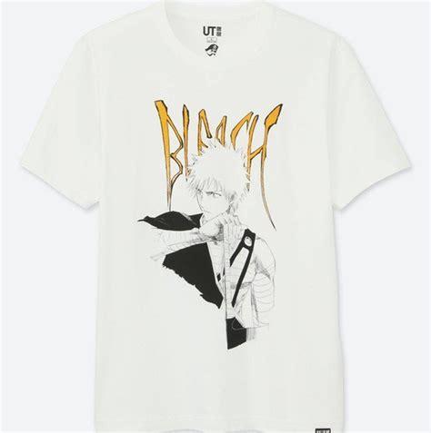 uniqlo jump berkolaborasi dengan shirt keren akiba