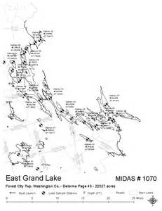 lakes of maine lake overview east grand lake orient
