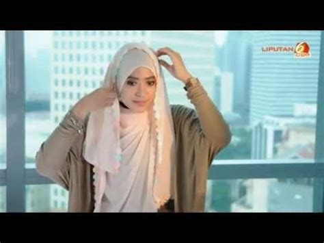 tutorial hijab segi empat terbaru youtube 17 best images about hijab style n tutorial on pinterest