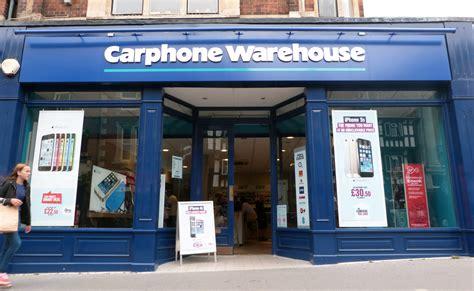 carphone warehouse shop lincoln