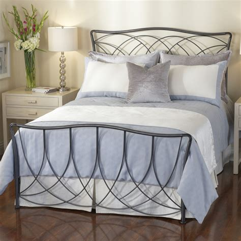 Iron Headboards King Wrought Iron Headboard Standard Furniture Tristen Metal Bed Panel Beds Medium Size Of