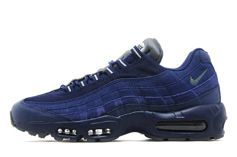 air max 95 nike air max 95 blue grey sneaker bar detroit
