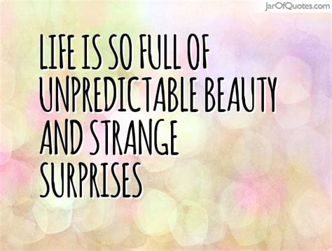 is of surprises quotes is of surprises quotes quotesgram