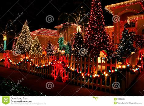 christmas lights royalty free stock photo image 17234945