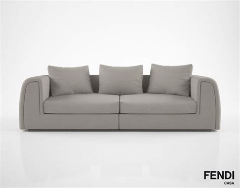casa furniture sofas fendi sofas meet fendi casa s mesmerising