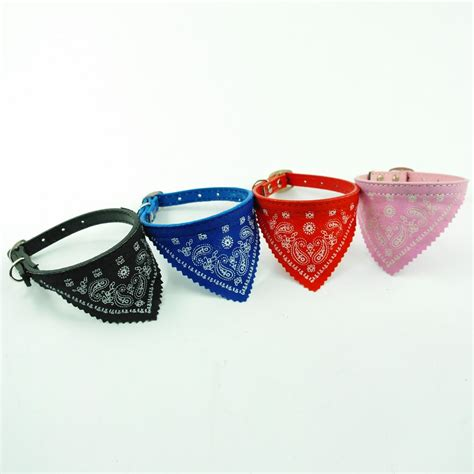 bandana collar puppy bandana collar