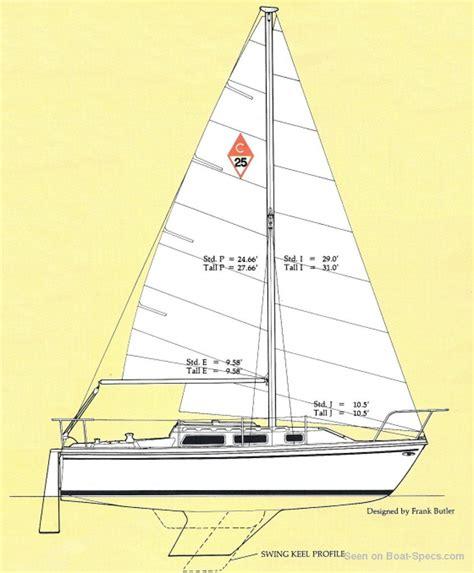 sailboat sizes catalina 25 swing keel catalina yachts sailboat