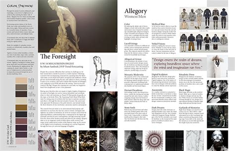 magazine layout grid stylesight s allegory megatrend magazine grid layout on
