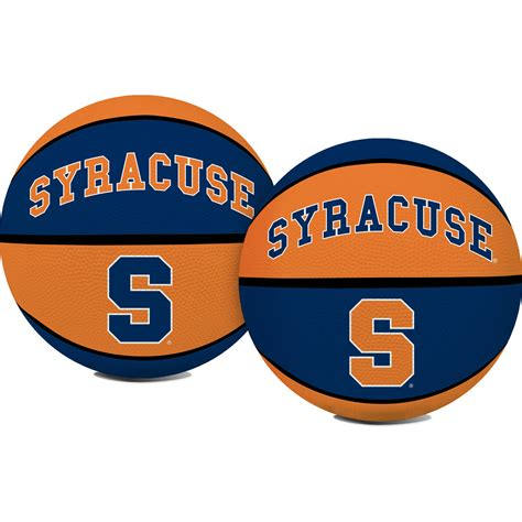 Syracuse Mba 3 2 by Rawlings Ncaa Crossover Size Basketball Syracuse