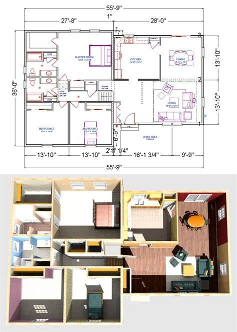 house plans on a budget raised ranch floor plans ahscgs com