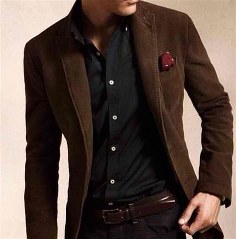 Blazer Jas New Brown Style 14 best images about sports jackets blazers on white plaid wool and velvet blazer