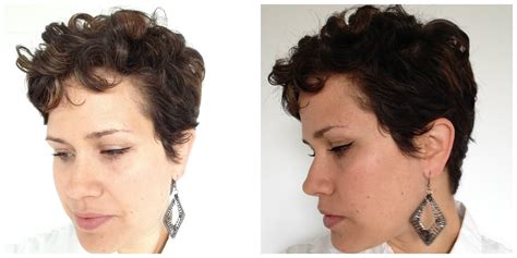 growing out a pixie cut that is curly how to find your perfect pixie cut