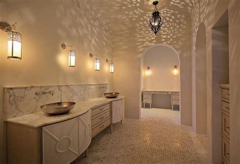 traditionelle master bad ideen marokkanisch inspirierte badezimmer f 252 r exotischen genuss