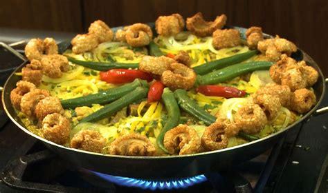 membuat visa spanyol paella lezatnya nasi spanyol panduan wisata eropa