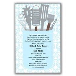 Gleam Kitchen Shower Invitations Paperstyle