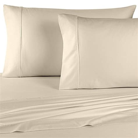 sofa bed fitted sheets wamsutta 174 400 thread count sofa bed sheet set bed bath