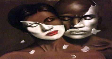 themes of black skin white masks black skin white mask the art of laurie cooper