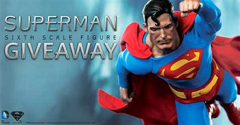 Superman Giveaways - youtube superman giveaway sideshow collectibles