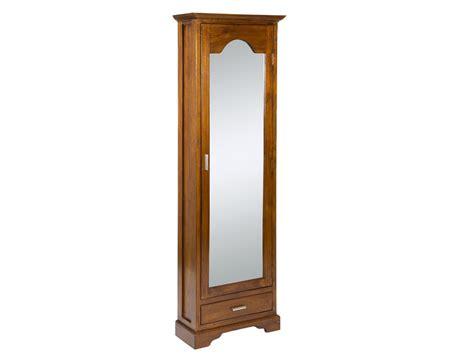 mueble zapatero estrecho armario zapatero alto y estrecho con espejo y caj 243 n colonial