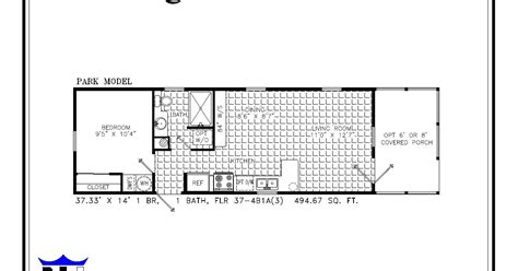 park model floor plans prestige home centers manufactured homes mobile homes