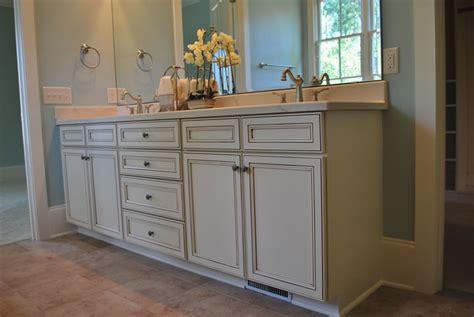 painted cabinets bathroom improve your bathroom on the cheap