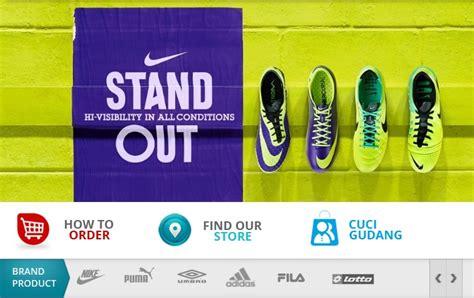 Sepatu Futsal Di Golden Goal Bekasi belanja sport apparel segala merek di golden goal