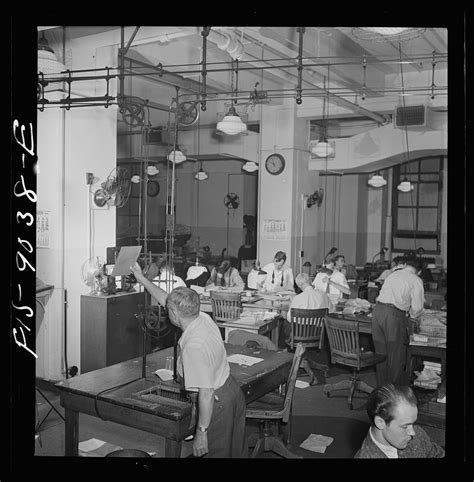 new york times news desk a day in the life of the new york times september 10 1942