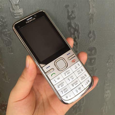 Casing Kesing Cs Casing Nokia C5 00 Ori Set Aliexpress Buy Refurbished Original Nokia C5 00