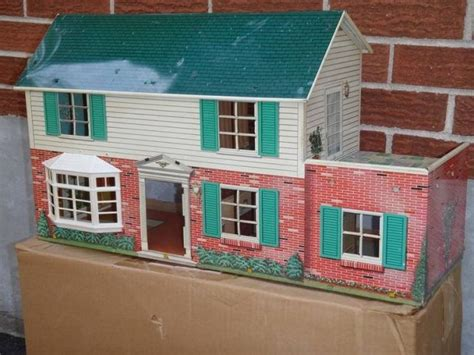 antique doll houses for sale vintage dolls of the 60 s vintage 60 s marx tin doll house for sale in
