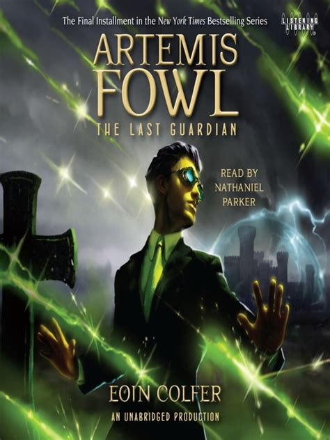 Artemis Fowl The Last Guardian the last guardian las vegas clark county library