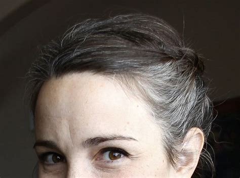 transition the next step for me gray hair inspiration growing out the gray at 37 this looks exactly like my hair