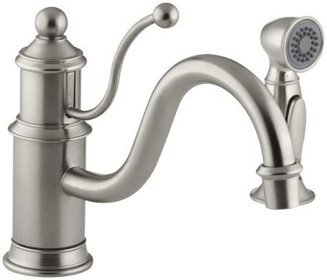 faucet k 169 bn in brushed nickel by kohler